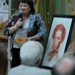 Нина Вакулюк, представитель румынского центра, рассказывает о приключениях Пушкина в Бессарабии.