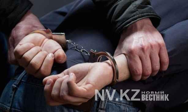 Задержали подозреваемого в нападении на ломбард в Караганде