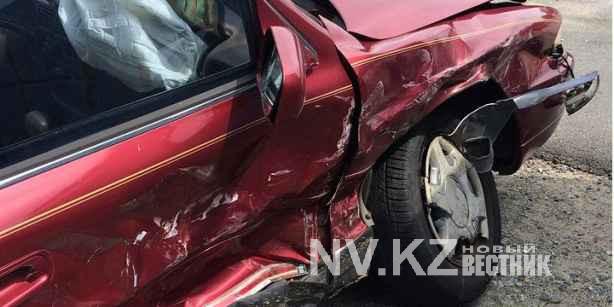 Смертельное ДТП произошло на трассе Астана-Темиртау