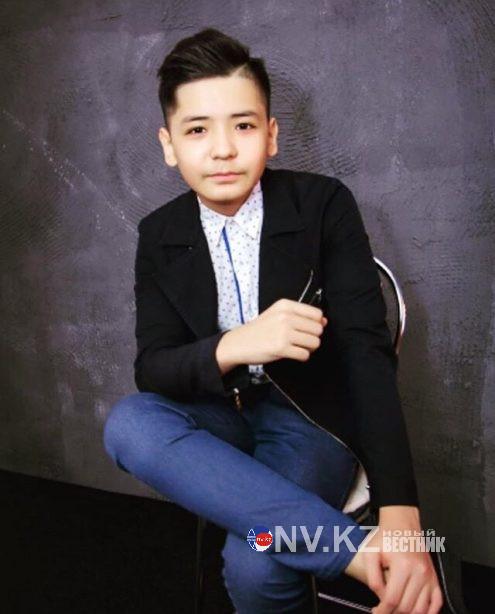 13-летний телеведущий канала «Балапан» погиб в аварии