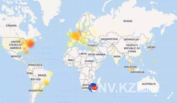 В работе Instagram и WhatsApp произошёл сбой по всему миру