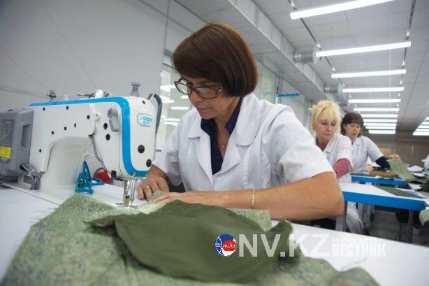 Карагандинская область на третьем месте по производству одежды