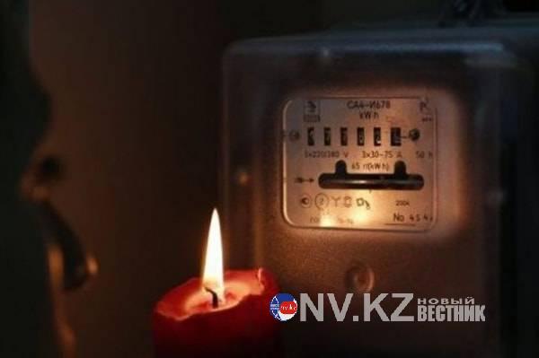 Жители Темиртау: четыре часа без света