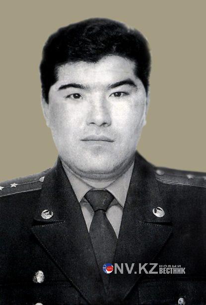 Погибшие герои: Алданыш Тайгожин