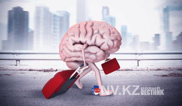 Беспокоит утечка мозгов из Казахстана