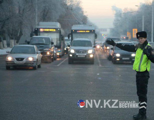 Наказывать за нарушения ПДД по-новому предложили в Казахстане
