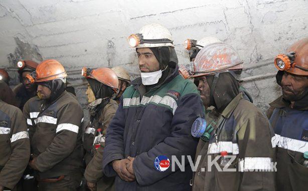 Карагандинские шахтёры-инвалиды жалуются на низкие пособия