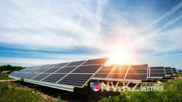В посёлке Кенгир заработала четвёртая солнечная электростанция