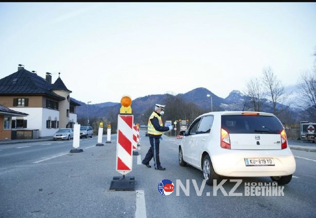Жители пригорода не попадут в Нур-Султан и Алматы без спецразрешения