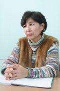 Асем Сагатова.